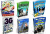 100 eBook about eBay,Amazon and How to Make Money with Full Resell Rights