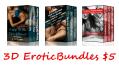 design A 3D Box Set Kindle Erotica Bundle
