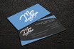 do double sided business card