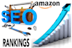 do Amazon SEO for your  Page Ranking High
