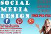 2 professional unique banner,header,social Media Cover
