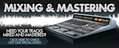 do a professionall mix and master on your album or track