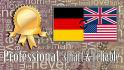 professionally translate German to English and vice versa
