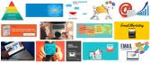 create email marketing and setup a marketing plan