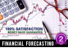 construct a quality financial plan or forecasts or projections