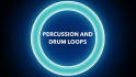 record you custom drum and percussion loops