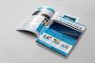 design Professional Newsletter, Magazine, Monthend Report, Handout