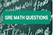 provide Solutions to GRE Math Questions
