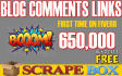 do MegaScrapebox Blast, 550000, live, SEO,Blog Comments, Bulk Back links