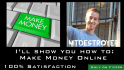 teach you how to make passive money online
