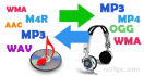 convert ANY Audio File into your Desired Extension or Format