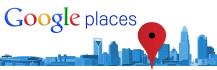 list your website on Google Places