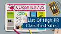 post your Ads on 25 Best USA Classified Website