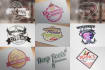 make 2 bakery, Coffee, Sweets, Restaurant, Menu Logo Badges from 320 Ideas