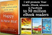 push your Book Promotion To 50million Kindle Readers