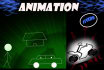 create Amazing video ANIMATIONS