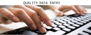 do excel or word data entry
