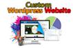 design CUSTOM  Website and eCommerce Website
