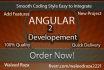 develop angular 2 app