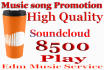 do Best 8,500 Music Play Promotion Real