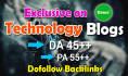 do guest post in 45 DA Hq Technology blog