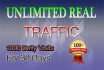 drive unlimited targeted website,traffic,visitors