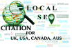 build 20 live local Citations for your local Business