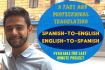 translate english to spanish and viceversa