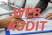 audit and review your website