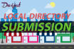 do local directory submission