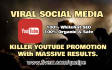 do Social Media Marketing Campaign For Any YouTube Video