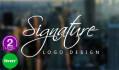 design a  SIGNATURE logo for you