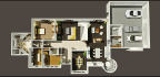 create 3d floor plans from CAD Files or rough sketches
