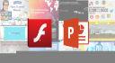 convert Powerpoint presentation to Adobe Flash presentation