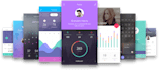 design amazing UI for your iOS and Android app