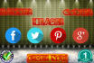 make a Professional Social Media cover,header,website banner