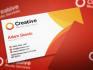 design Amazing and stylish Business cards