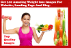 give You 310 Amazing Weight Loss Images For Landing Page,Website And Blog