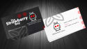 design a corporate and elegant business card