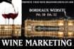market your Wine Business on Bordeaux Website PA30 DA32