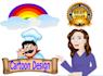 add drou your photo cartoon potrait vector