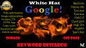 do Seo and Rank you on Google First Page