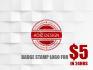 design Marvellous Badge Stamp Logo For five dollar in 24hrs