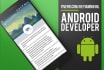 create quality android apps for you