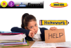 help your school or university HOMEWORKS