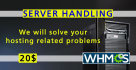 handle your server related problems