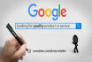promote Your Website,Brand,Product on Google Search
