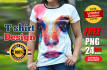 do any t shirt design