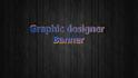 design your banner in creative way
