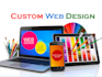 design CUSTOM Website and eCommerce Website